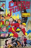 Captain Justice #1 comic books for sale