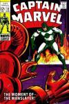 Captain Marvel #12 comic books for sale