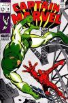 Captain Marvel #13 comic books for sale