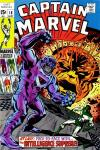 Captain Marvel #16 comic books for sale