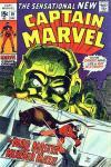 Captain Marvel #19 comic books for sale