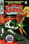 Captain Marvel #2 comic books for sale