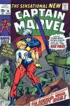 Captain Marvel #20 comic books for sale