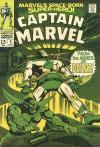 Captain Marvel #3 comic books for sale