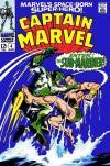 Captain Marvel #4 comic books for sale