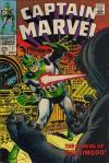 Captain Marvel #7 comic books for sale