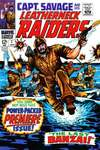 Captain Savage and His Leatherneck Raiders comic books
