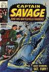 Captain Savage and His Leatherneck Raiders #11 comic books for sale