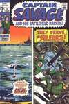 Captain Savage and His Leatherneck Raiders #19 comic books for sale