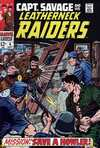 Captain Savage and His Leatherneck Raiders #6 comic books for sale