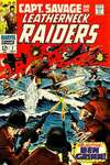 Captain Savage and His Leatherneck Raiders #7 comic books for sale