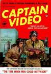 Captain Video comic books