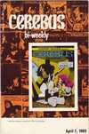 Cerebus Bi-Weekly #10 comic books for sale