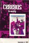Cerebus Bi-Weekly #21 comic books for sale