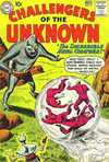 Challengers of the Unknown #16 comic books for sale