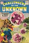 Challengers of the Unknown #8 comic books for sale
