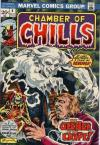 Chamber of Chills #4 comic books for sale