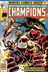 Champions #13 comic books for sale