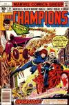 Champions #14 comic books for sale