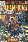 Champions #16 comic books for sale