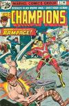 Champions #5 comic books for sale