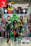 Champions Comic Books. Champions Comics.