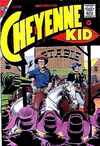 Cheyenne Kid Comic Books. Cheyenne Kid Comics.