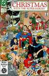 Christmas with the Super-Heroes #2 comic books for sale