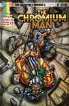 Chromium Man #2 Comic Books - Covers, Scans, Photos  in Chromium Man Comic Books - Covers, Scans, Gallery