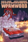 Chronicles of Wormwood #4 comic books for sale