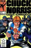 Chuck Norris comic books