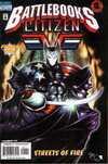 Citizen V Battlebook: Streets of Fire comic books