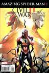 Civil War II: Amazing Spider-Man Comic Books. Civil War II: Amazing Spider-Man Comics.