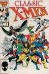 Classic X-Men comic books