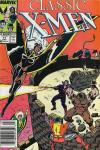 Classic X-Men #11 Comic Books - Covers, Scans, Photos  in Classic X-Men Comic Books - Covers, Scans, Gallery