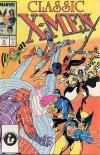 Classic X-Men #12 comic books for sale