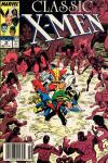 Classic X-Men #14 Comic Books - Covers, Scans, Photos  in Classic X-Men Comic Books - Covers, Scans, Gallery