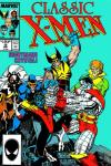 Classic X-Men #15 comic books for sale