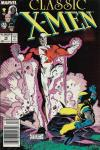 Classic X-Men #16 Comic Books - Covers, Scans, Photos  in Classic X-Men Comic Books - Covers, Scans, Gallery