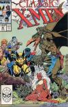 Classic X-Men #20 comic books for sale