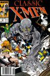 Classic X-Men #22 Comic Books - Covers, Scans, Photos  in Classic X-Men Comic Books - Covers, Scans, Gallery