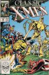 Classic X-Men #24 comic books for sale
