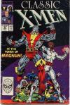Classic X-Men #25 Comic Books - Covers, Scans, Photos  in Classic X-Men Comic Books - Covers, Scans, Gallery