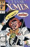 Classic X-Men #29 comic books for sale