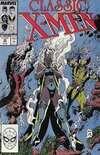 Classic X-Men #32 comic books for sale