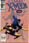 Classic X-Men #33 comic books for sale