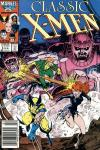 Classic X-Men #6 Comic Books - Covers, Scans, Photos  in Classic X-Men Comic Books - Covers, Scans, Gallery