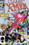 Classic X-Men #8 comic books for sale
