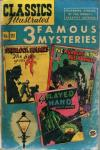 Classics Illustrated #21 cheap bargain discounted comic books Classics Illustrated #21 comic books