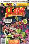 Claw the Unconquered #8 comic books for sale